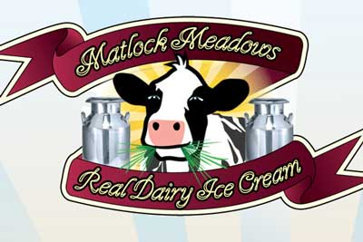 Matlock Meadows Ice Cream Parlour