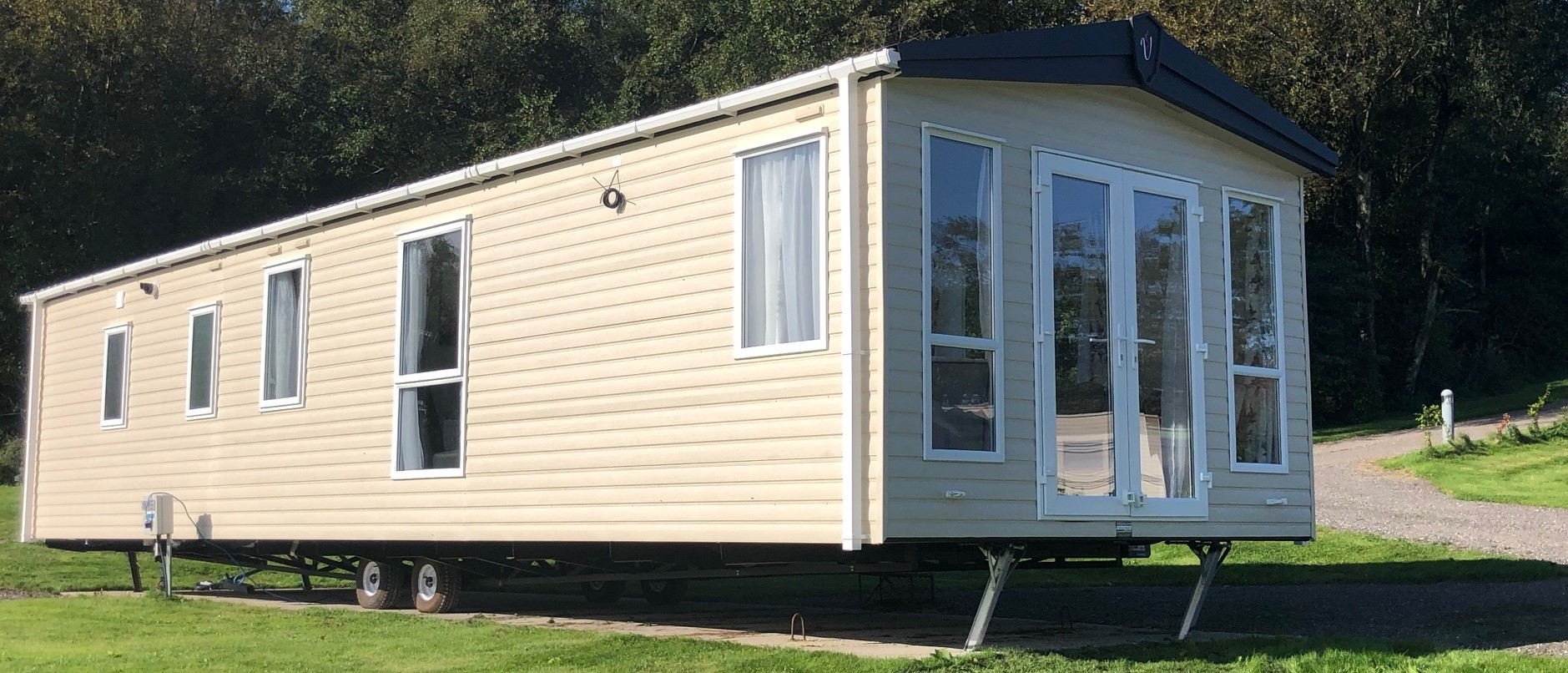 Leisure Homes, Static Caravans Derbyshire Ashover